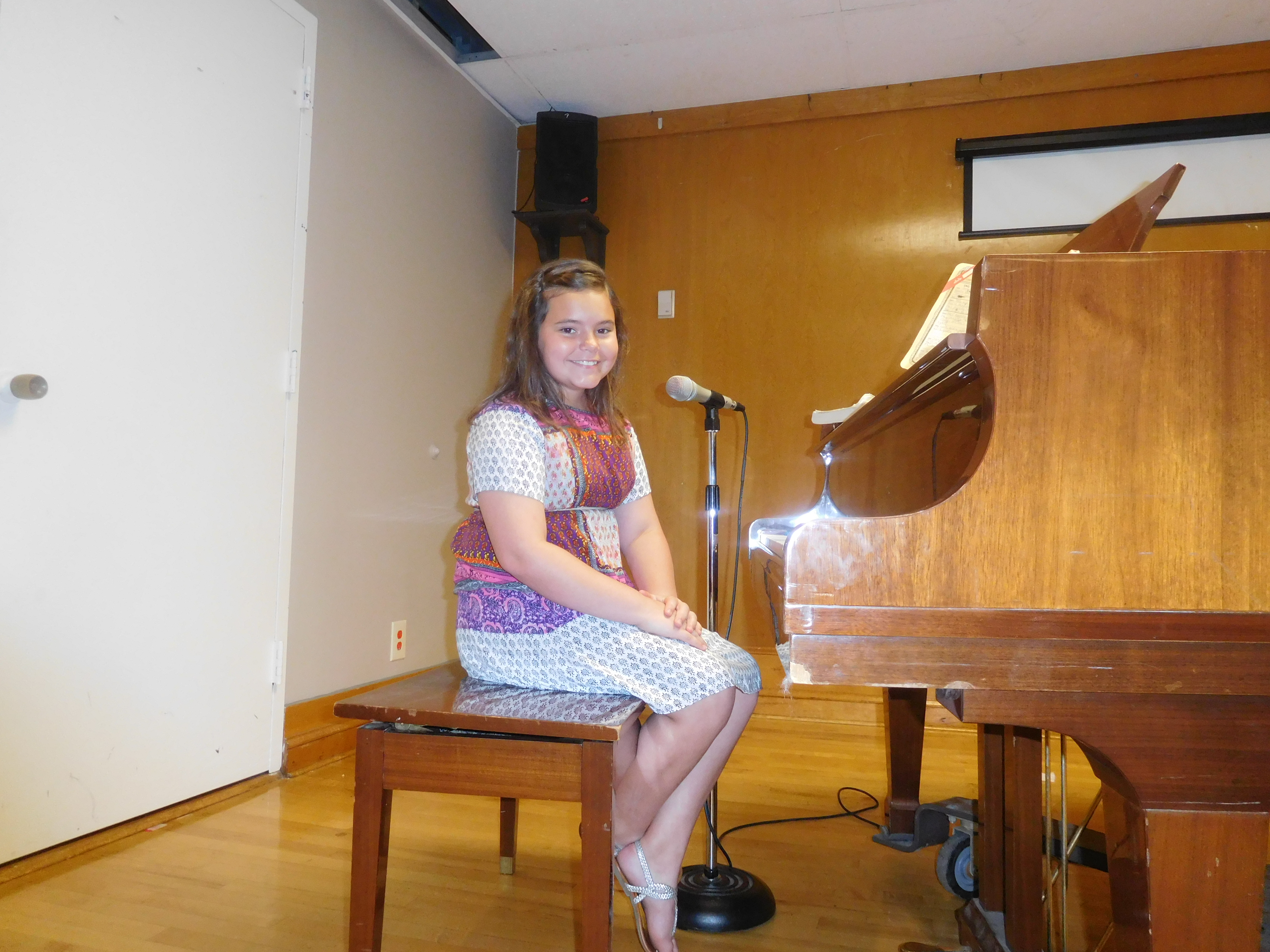 Piano Lessons in Arlington, Texas Clara